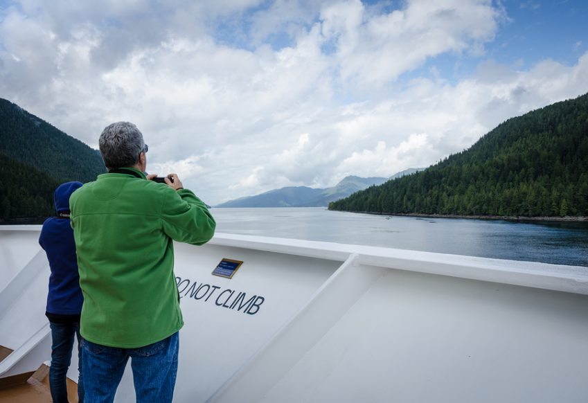 Alaska Cruise Packing List for Men