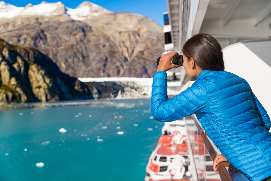 Best Binoculars for Alaska Cruise