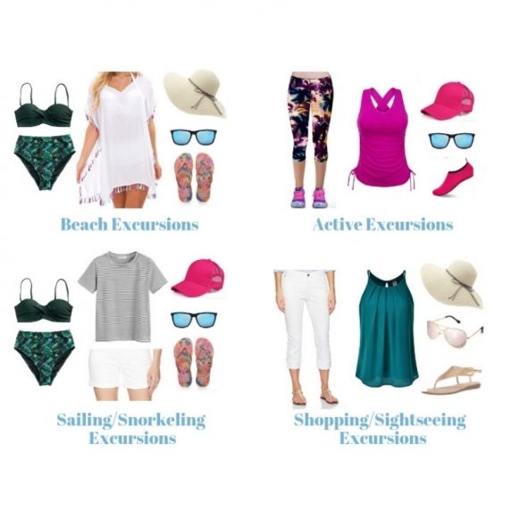 Cruise Excursion Outfits
