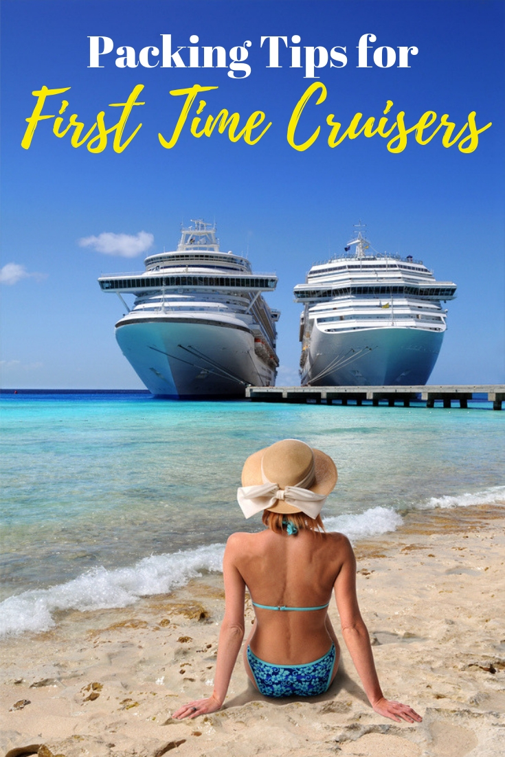 Packing Tips for First Time Cruisers