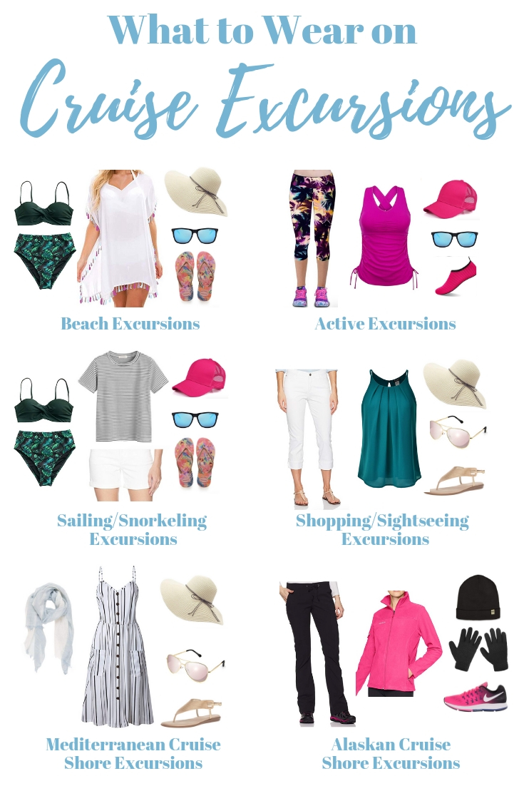 What to Wear on Cruise Excursions