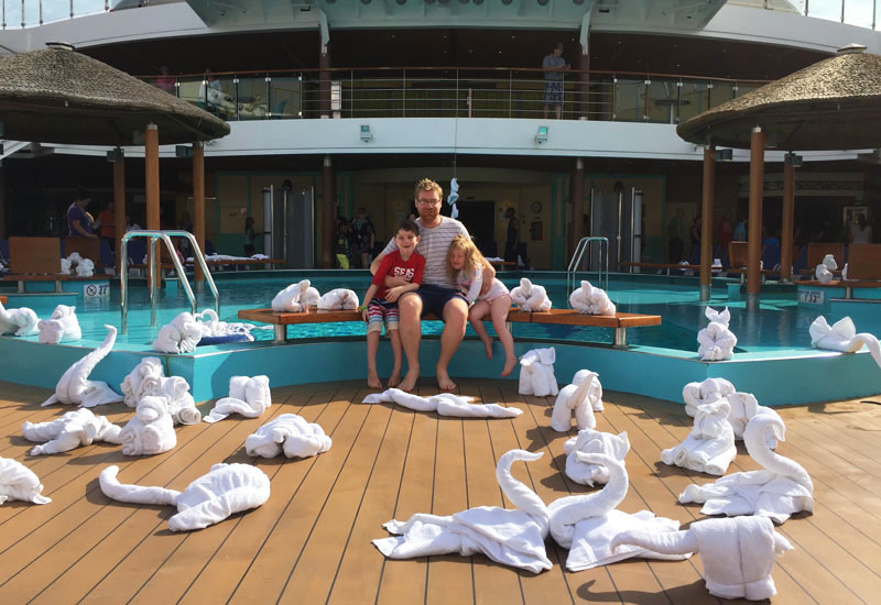 what to take on a cruise with kids