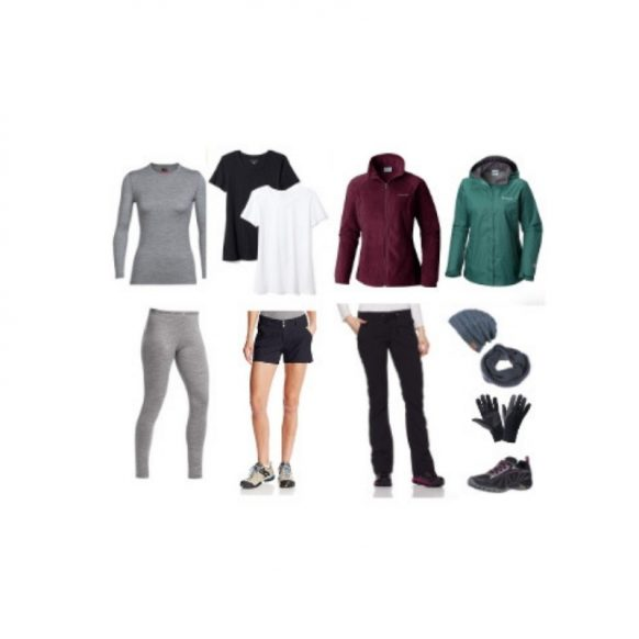 Clothes for Alaska Cruise - What to Wear